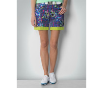 Hose Golfshorts mit City-Light-Print