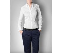Damen Nadelstreifen-Bluse