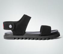 Damen Schuhe Sandalen mit markanter Profilsohle