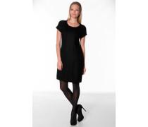 Damen Kleid, Schurwoll-Jersey,