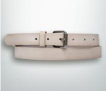 Damen Gürtel Gürtel mit Vintage-Silber Details