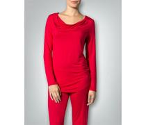 Damen Pyjama-Shirt aus Jersey