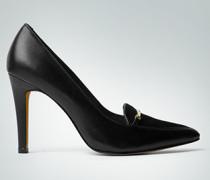 Damen Schuhe Pumps mit Zierspange