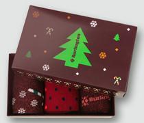 Socken Socken in Geschenkbox