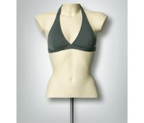 Damen Bademode Bikini Top in Neckholder-Form