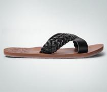Schuhe Sandalen mit Flechtriemen