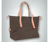 Damen 24 Hour Bag Nylon dunkel