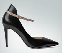 Damen Schuhe Pumps mit Knöchelriemen