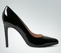 Damen Schuhe Pumps in Lackleder-Optik
