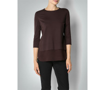 Damen Shirt im Double Layer-Look