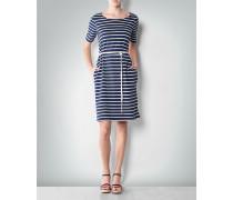 Damen Kleid im maritimen Streifen-Look