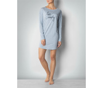 Damen Schlafshirt mit Frontprint
