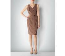 Damen Kleid in Wickeloptik