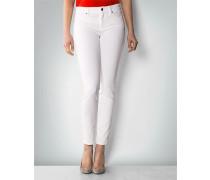 Damen Jeans mit Galon-Streifen
