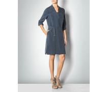 Damen Kleid in Seiden-Optik