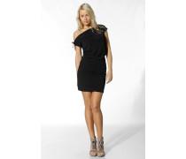 Damen Jerseykleid Polyamid-Viskose