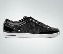 Schuhe Sneaker mit Stanzmuster