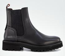 Schuhe Chelsea Boots mit Profilgummisohle