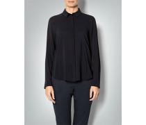 Damen Bluse in Crêpe-Qualität