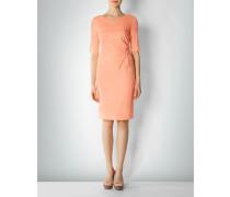 Damen Kleid mit asymmetrischer Drapierung
