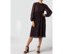 Kleid im Seidenmix