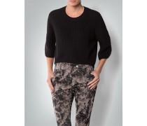 Damen Pullover in kurzem Schnitt