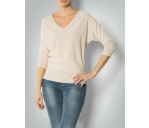 Damen Pullover in legerem Schnitt