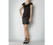 Damen Kleid mit seidigem Glanz