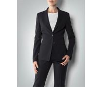 Damen Blazer im geradlinigen Design