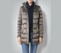 Damen Mantel mit wärmender Wattierung