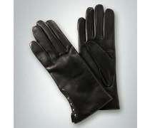 Damen Handschuhe mit Nietenverzierung