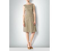 Damen Kleid mit gesteppten Falten