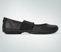 Schuhe Ballerinas mit komfortablem Elastikband