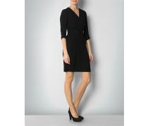 Damen Kleid mit Cache Coeur Ausschnitt