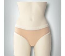 Damen Wäsche Bikini-Slip mit Spitzendetails