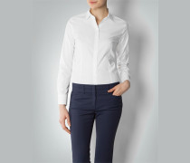 Damen Hemdbluse in taillierter Form