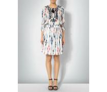 Damen Kleid mit Tunika-Ausschnitt