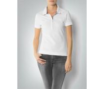 Damen Polo-Shirt im etwas längerem Schnitt
