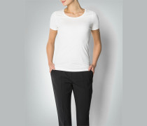 Damen Shirt aus Baumwoll-Stretch