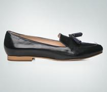 Damen Schuhe Loafer mit Quasten