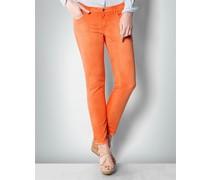 Damen Jeans mit Reißverschluss-Details
