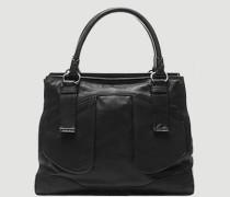 Damen Handtasche, Nappaleder,