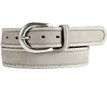 Damen Gürtel Leder ca. 34 mm