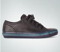 Damen Schuhe Sneaker mit Kontrastsohle