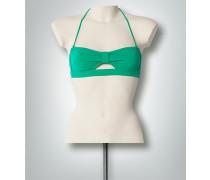 Damen Bademode Bikini-Oberteil im Bandeau-Stil