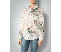 Damen Bluse im floralen Dessin