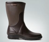 Schuhe Gummistiefel aus funktionellem Naturkautschuk