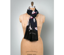 Damen Schal im floralem Design