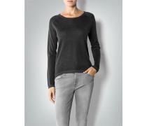 Damen Pullover im Vokuhila-Look