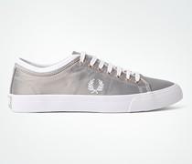 Damen Schuhe Sneaker mit satinierter Oberfläche